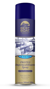Foto do produto Proteg Impermeabilizante Spray