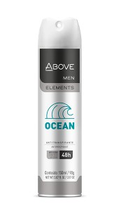 Foto do produto Antitranspirante Elements Ocean