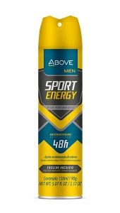 Foto do produto Antitranspirante Sport Energy Men