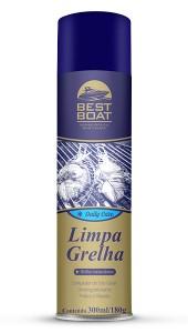 Foto do produto Limpa Grelha