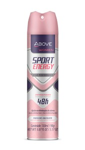 Foto do produto Antitranspirante Sport Energy Women
